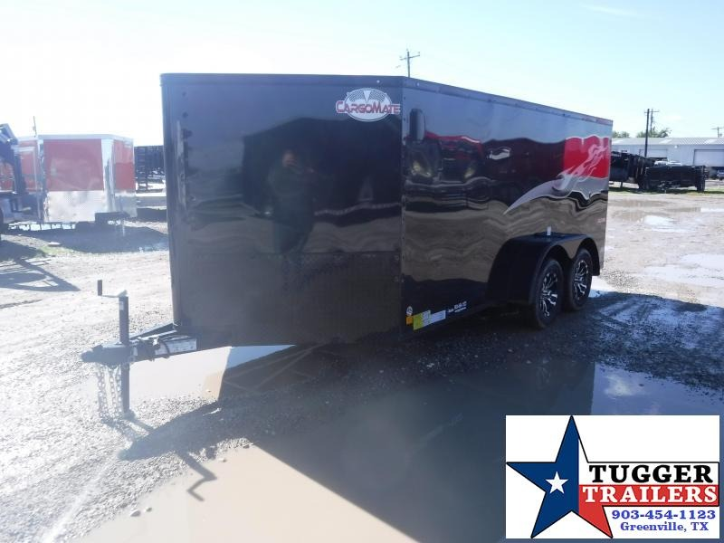 2019 Cargo Mate Trailers 7 X 14 Blazer Enclosed Cargo Trailer