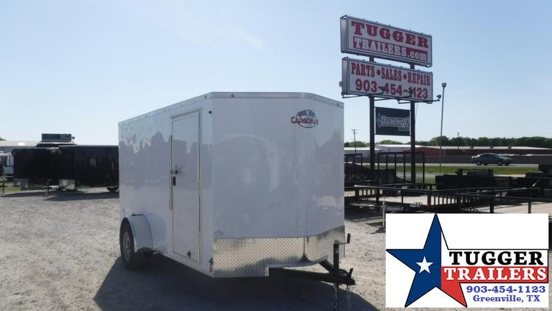 2019 Cargo Mate 6x12 TX LE Enclosed Cargo Trailer