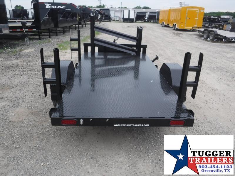 2019 TexLine 5x10 10ft Welding Work Equipment Utility Trailer