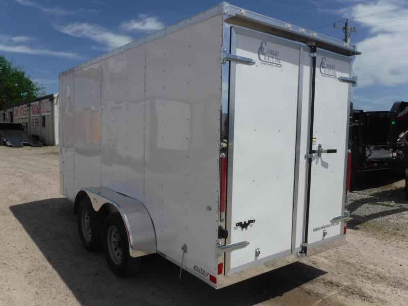 2019 Cargo Craft 6x14 14ft Double Door EV Sport Enclosed Cargo Trailer
