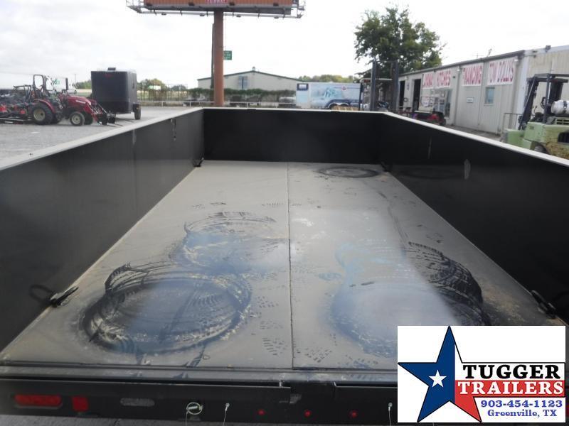 2019 Diamond C Trailer 82x12' 21WD Dump Trailers