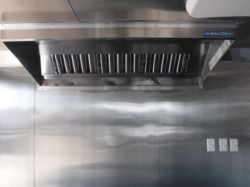 2019 T-Series 8.5 x 16 Concession Vending / Concession Trailer