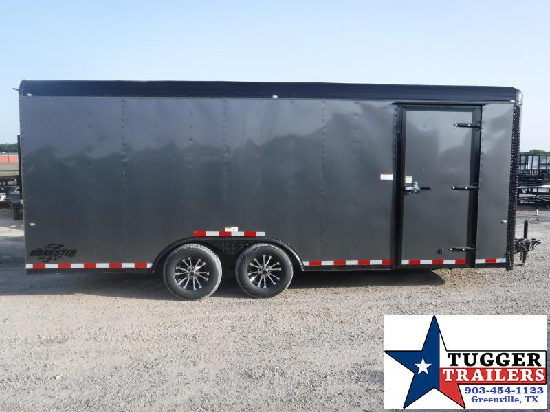 2019 Cargo Craft 8.5x20 20ft Auto Mobile Ramp Blackout Car / Racing Trailer