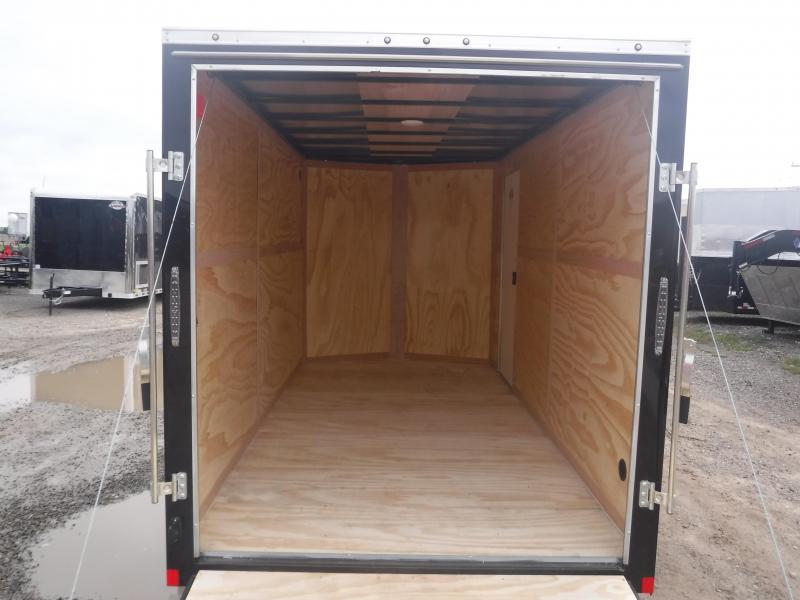 2019 Cargo Mate 7 x 14 LE Enclosed Cargo Trailer