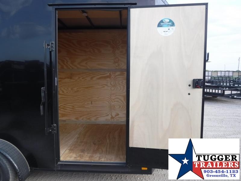 2020 Cargo Mate 7x14 14ft LE Blackout Ramp Enclosed Cargo Trailer