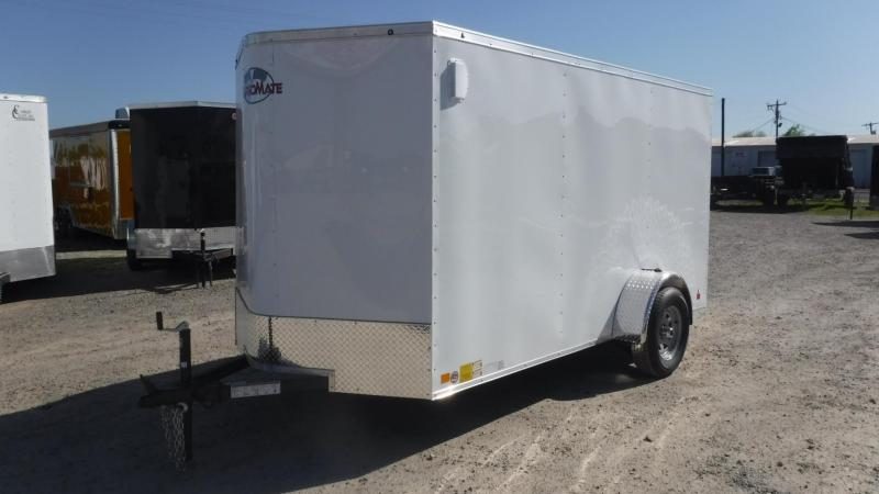 2019 Cargo Mate 6x12 TX LE Enclosed Cargo Trailer