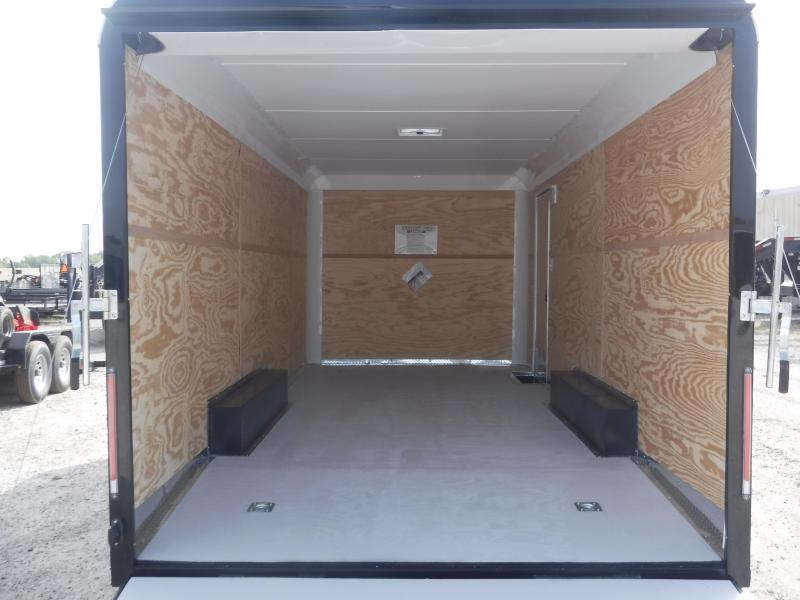 2018 Cargo Craft 8.5 x 20 Car / Racing Trailer