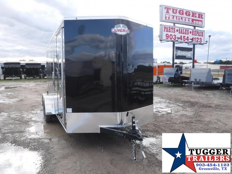 2019 Cargo Mate Trailers 7X16 LE Tandem Axle Enclosed Cargo Trailer