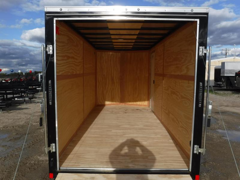 2019 Cargo Mate Trailers 7X16 LE Tandem Axle Enclosed Cargo Trailer