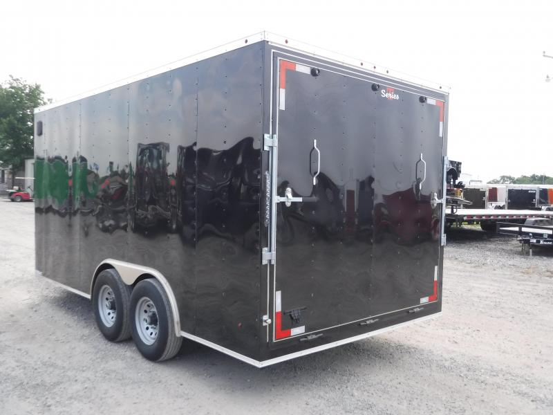 2019 T-Series 8.5x16 T-Series Car / Racing Trailer