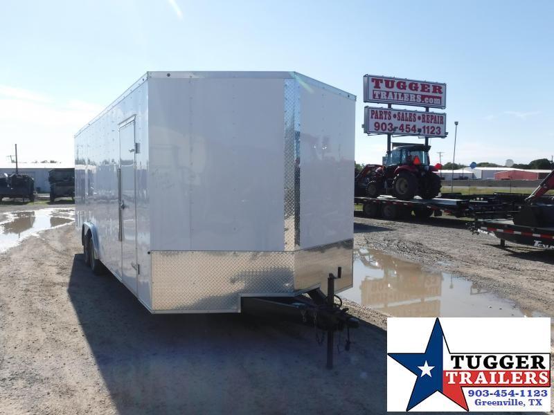 2019 T-Series 8.5 x 24 Enclosed Cargo Trailer