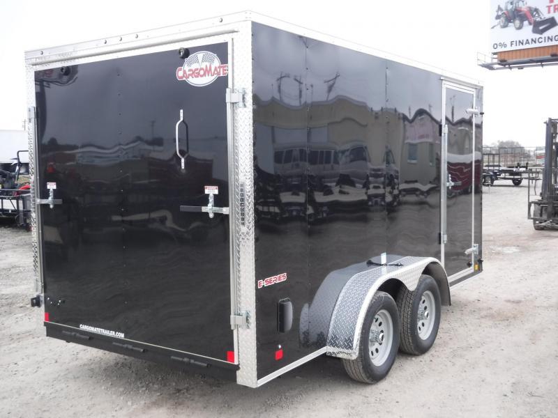 2018 Cargo Mate 7 x 14 E- Series Enclosed Cargo Trailer