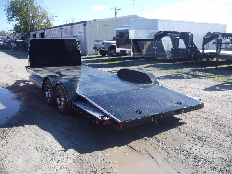 2018 Diamond C Deluxe 83 x 20 12CHS Car / Racing Trailer!