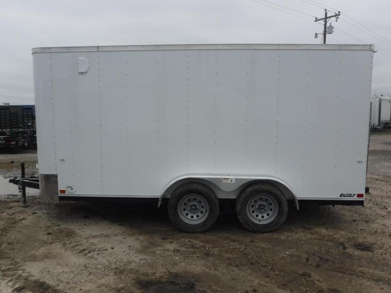 2019 Cargo Craft 7x14 14ft Ramp Enclosed Cargo Trailer