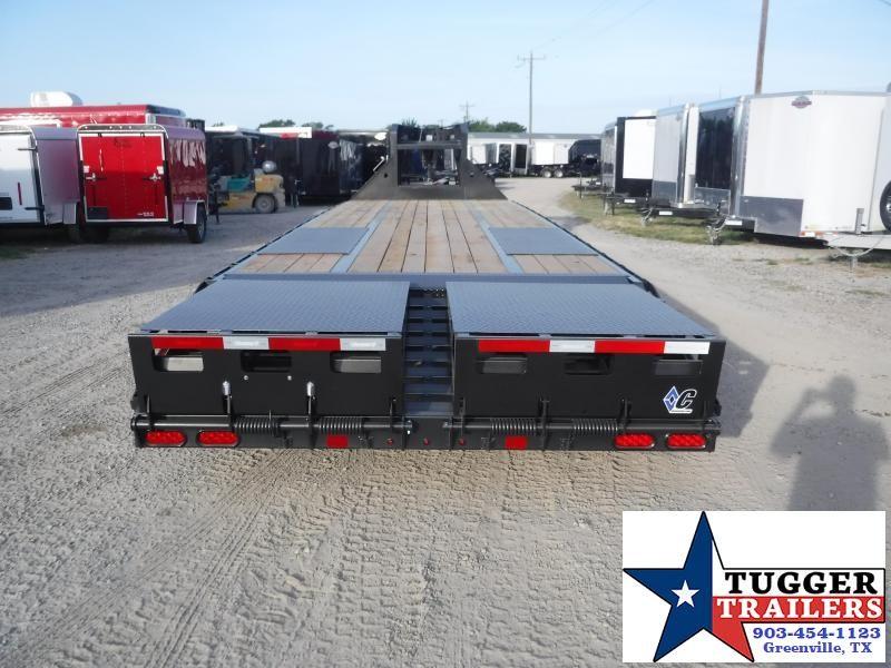 2019 Diamond C Trailers 102x32 32ft FMAX Steel Heavy Duty Utility Flatbed Trailer