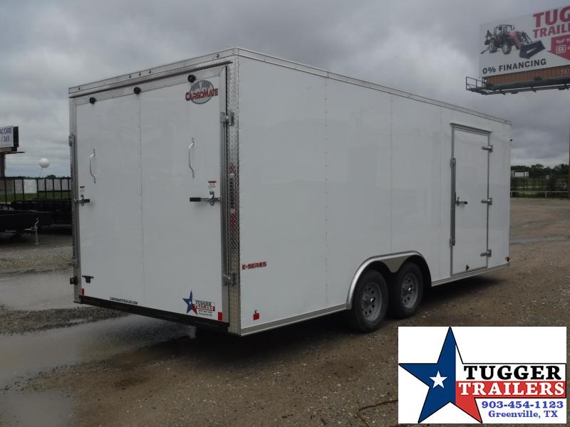 2019 Cargo Mate 8.5 x 20 E-Series Car Trailer / Racing Trailers