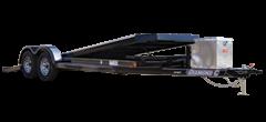 2019 Diamond C Trailers 83x22 22ft CHT252 Tilt Flatbed Car / Racing Trailer