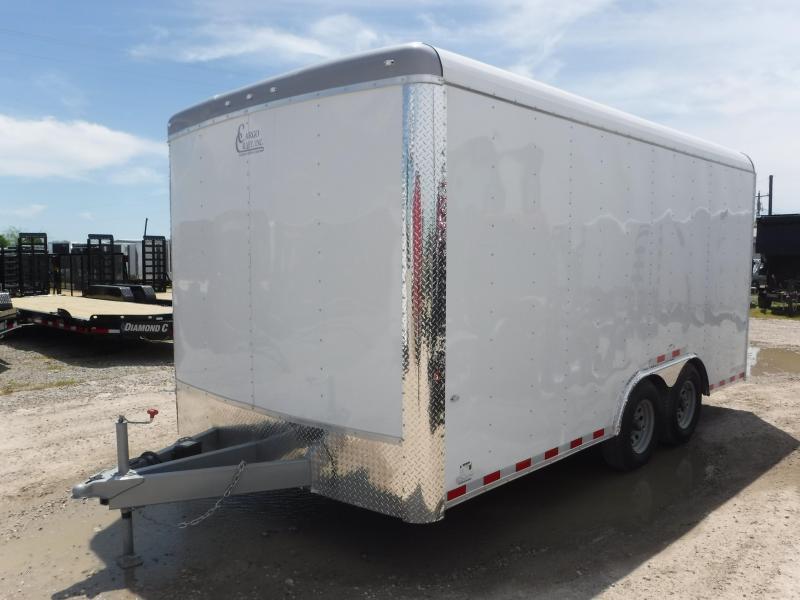 2019 Cargo Craft 8.5x16 16ft Expedition Enclosed Cargo Trailer