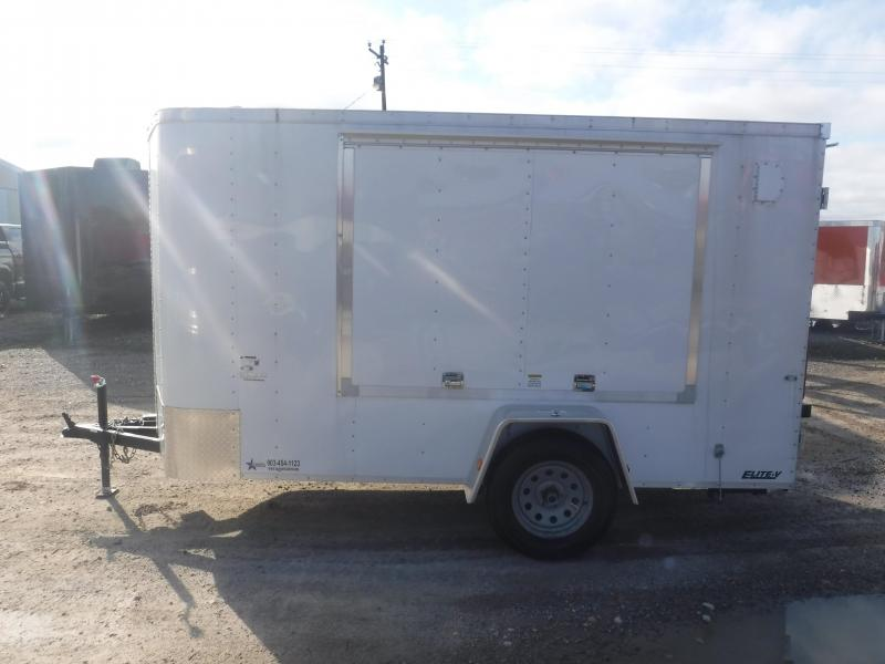 2018 Cargo Craft 5 x 10 Elite Enclosed Cargo Trailer