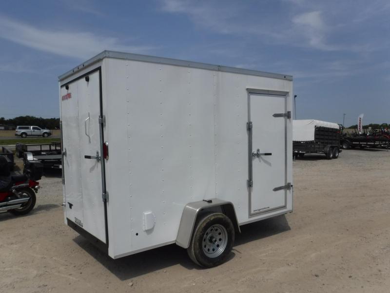 2018 T-Series Trailers 6 x 10 Elite Enclosed Cargo Trailer