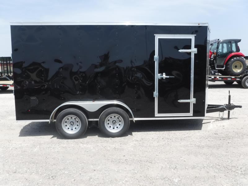 2019 T-Series 7 x 14 Cargo Trailer Enclosed Cargo Trailer