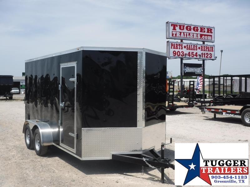 2019 T-Series 7 x 14 Cargo Trailer Enclosed Cargo Trailer