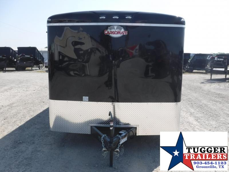 2019 Cargo Mate 8.5x20 Qualifier Enclosed Cargo Trailer