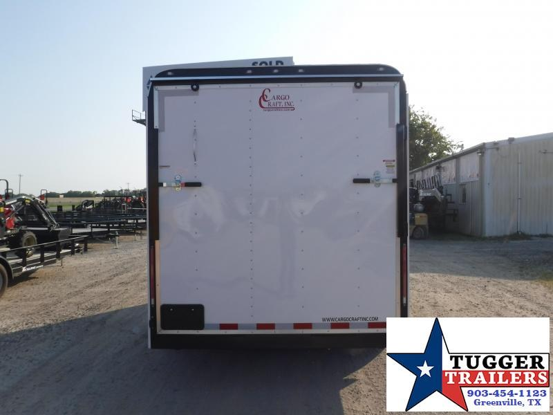 2019 Cargo Craft 7x16 16ft Expedition Ramp Enclosed Cargo Trailer