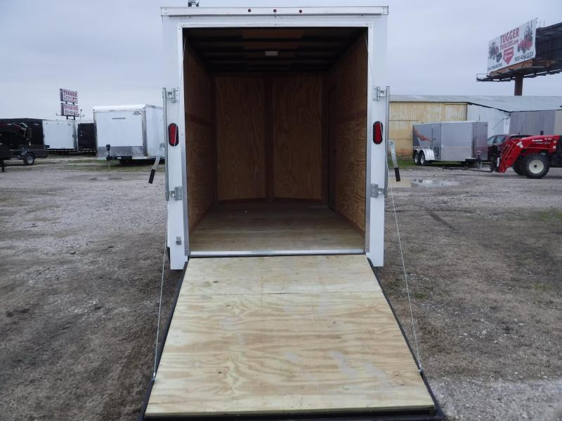 2018 T-Series Trailers 6 x 12 Elite Enclosed Cargo Trailer