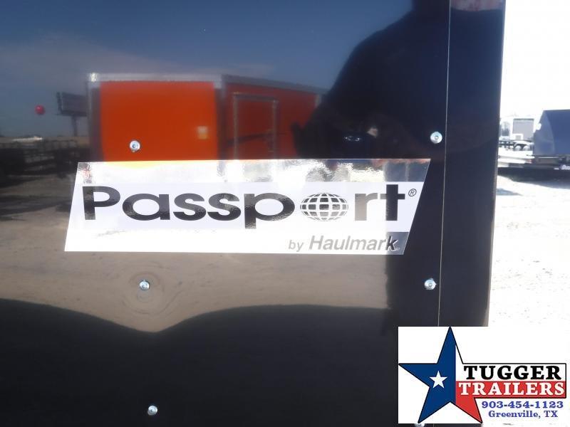 2019 Haulmark Passport Car / Auto Trailer Motorcycle Vehicle Car / Racing Trailer