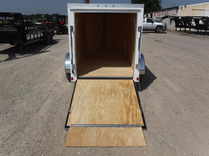2019 Cargo Mate 5 x 10 LE Enclosed Cargo Trailer