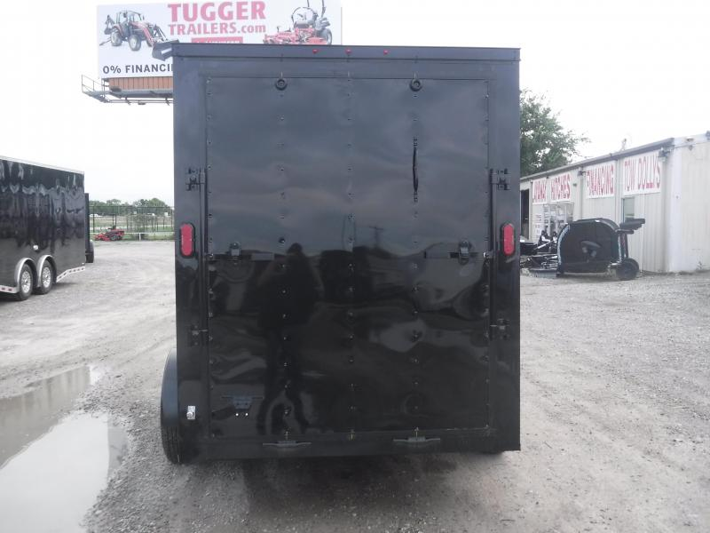 2019 6 x 10 T-Series Trailer Enclosed Cargo Trailers