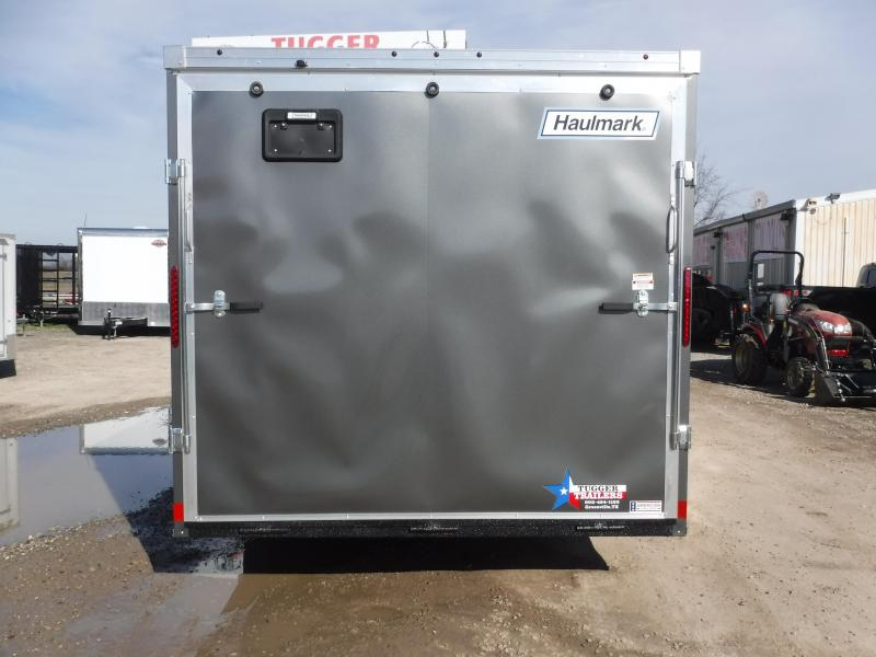 2019 Haulmark 8.5 x 24 Transport Enclosed Cargo Trailer