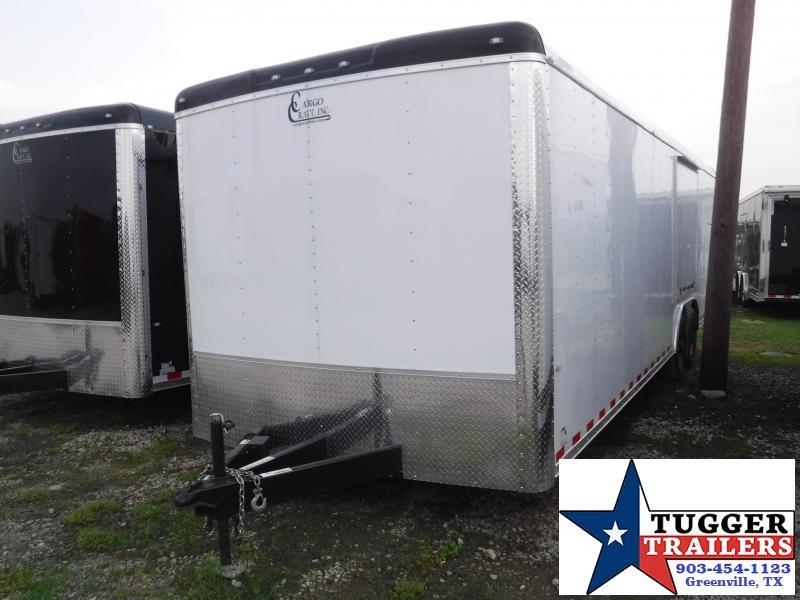 2019 Cargo Craft 8.5x28 28ft Auto Mobile Hauler Enclosed Cargo Car / Racing Trailer