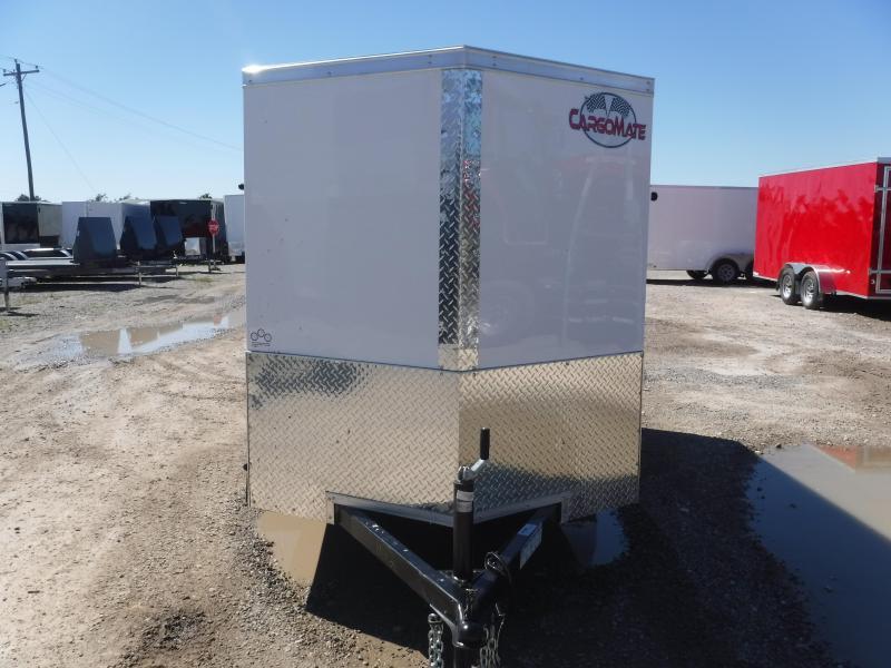 2019 Cargo Mate Trailers 5 x 10 E-V Enclosed Cargo Trailer