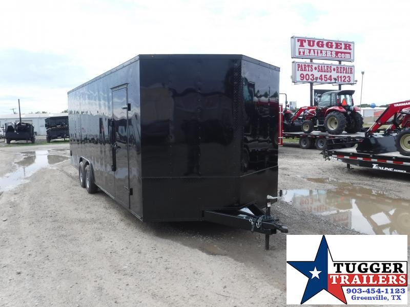 2019 T-Series 8.5 x 24 Trailer Car / Racing Trailers