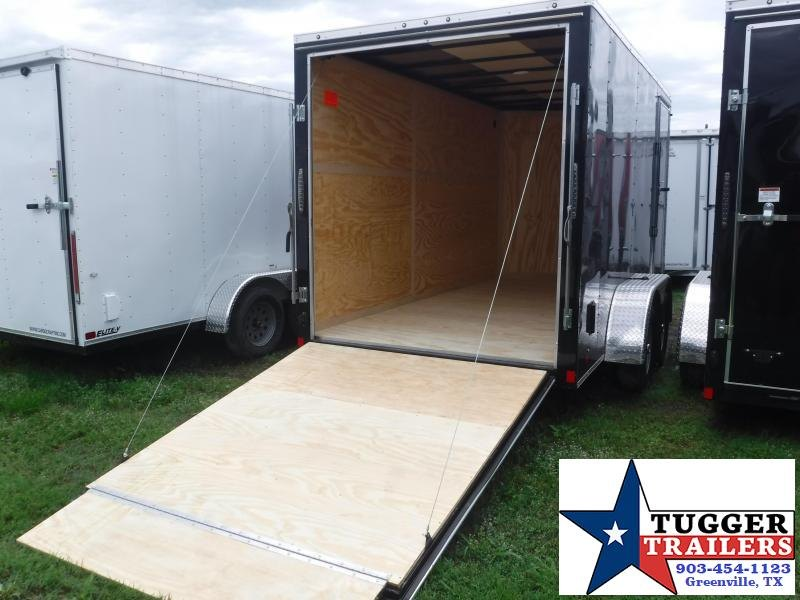 2019 Cargo Mate 7x14 14ft LE Tandem Axle 2019 Ramp Enclosed Cargo Trailer