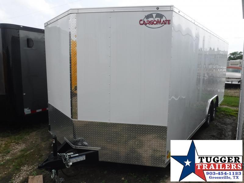 2019 Cargo Mate 8.5x20 20ft Ramp Enclosed Cargo Trailer
