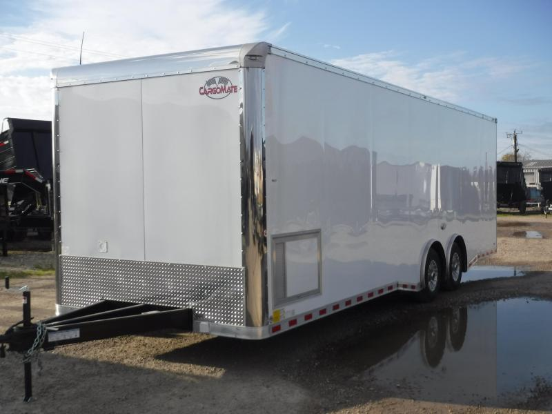 2019 Cargo Mate Trailers 8.5 X 28 NS Continental Enclosed Cargo Trailer