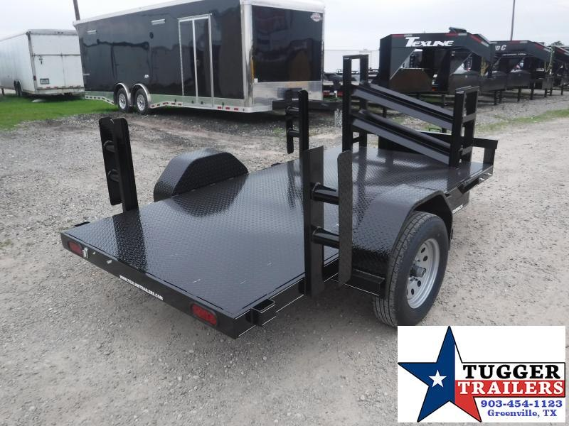 2019 TexLine 5x10 10ft Welding Equipment Work Utility Trailer
