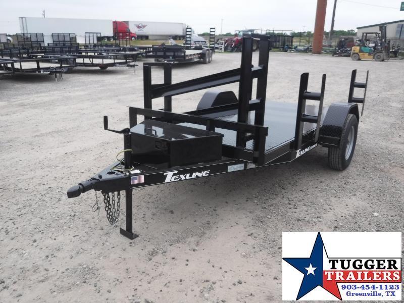 2019 TexLine 5x10 10ft Welding Equipment Work Utility Trailer