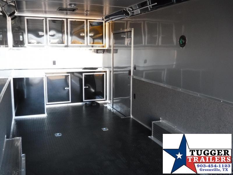 2019 Cargo Mate 8.5x24 24ft NS Enclosed Cargo Auto Mobile Car / Racing Trailer