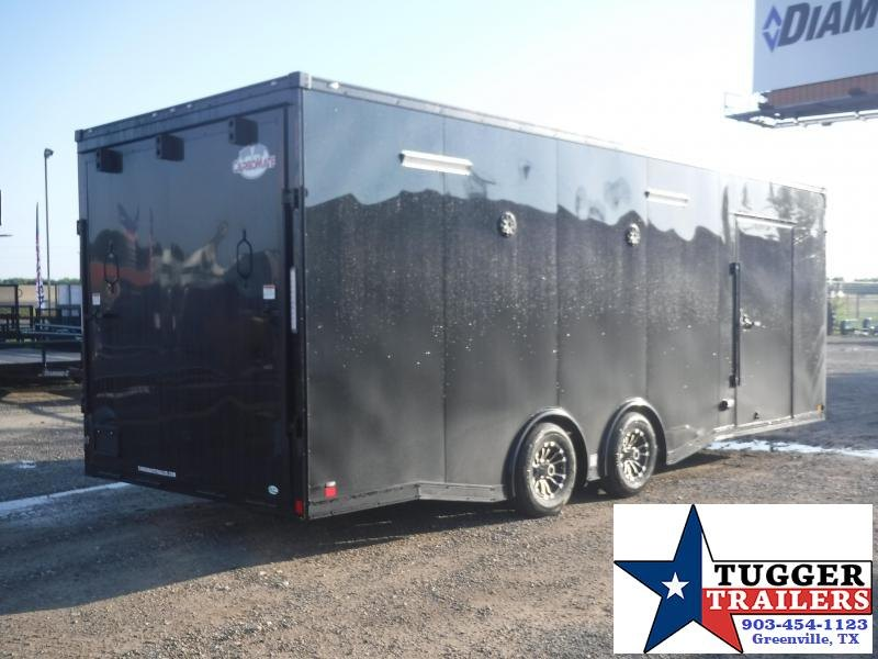2019 Cargo Mate 8.5x24 24ft NS Enclosed Cargo Auto Mobile Car / Racing Trailer