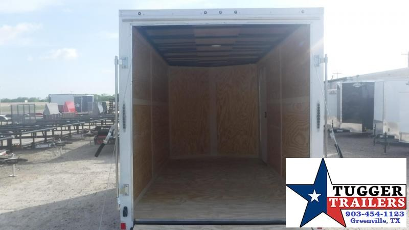 2019 Cargo Mate Trailer 7x14 LE Enclosed Cargo Trailers