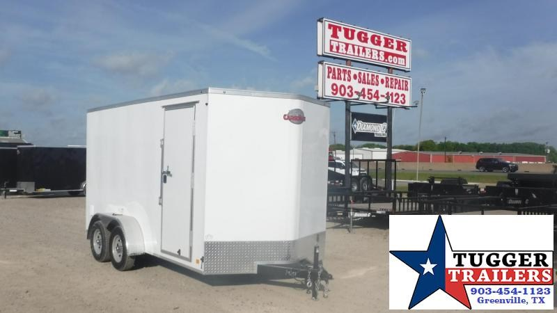 2019 Cargo Mate Trailer 7x14 LE Enclosed Cargo Trailers