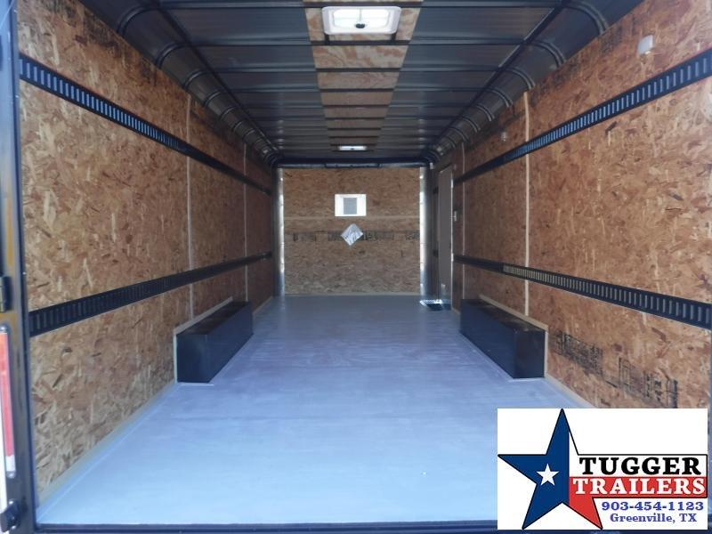 2019 Cargo Craft 8.5x24 24ft Expedition Cargo Enclosed Ramp Car / Racing Trailer