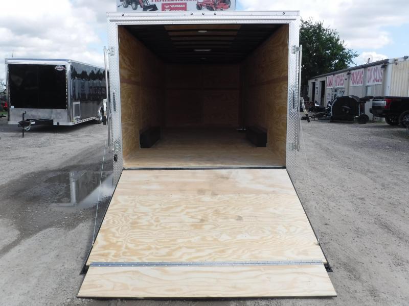 2019 Cargo Mate 8.5 x 24 EH Car / Racing Trailer