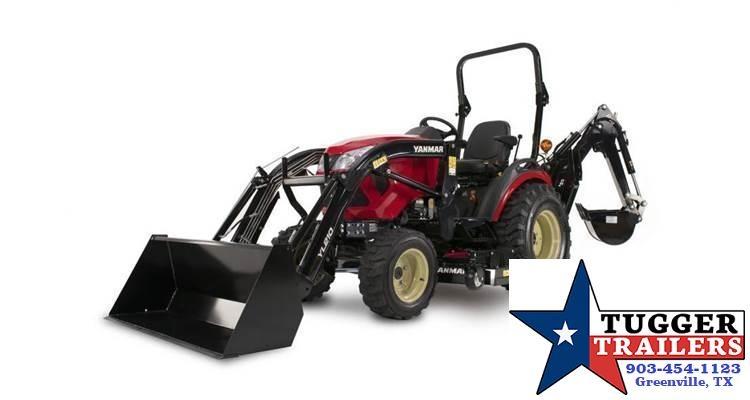 2018 Yanmar USA SA 424 TLB Tractor