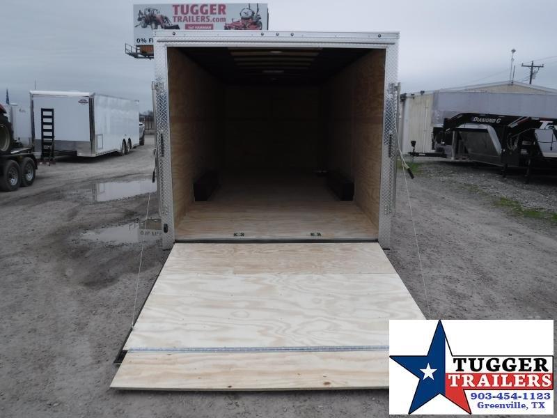 2019 Cargo Mate Trailers 8.5 X 24 E-Series Enclosed Cargo Trailer