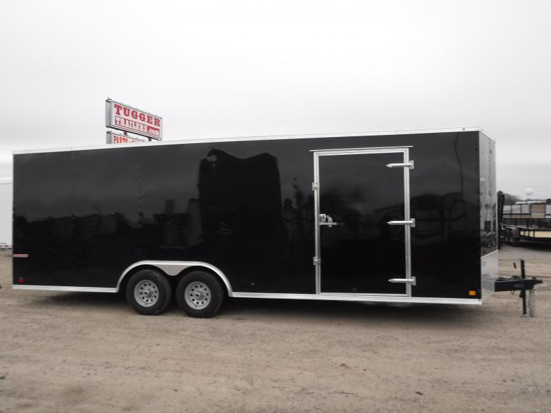 2019 Cargo Mate Trailers 8.5 X 24 E-Series Enclosed Cargo Trailer
